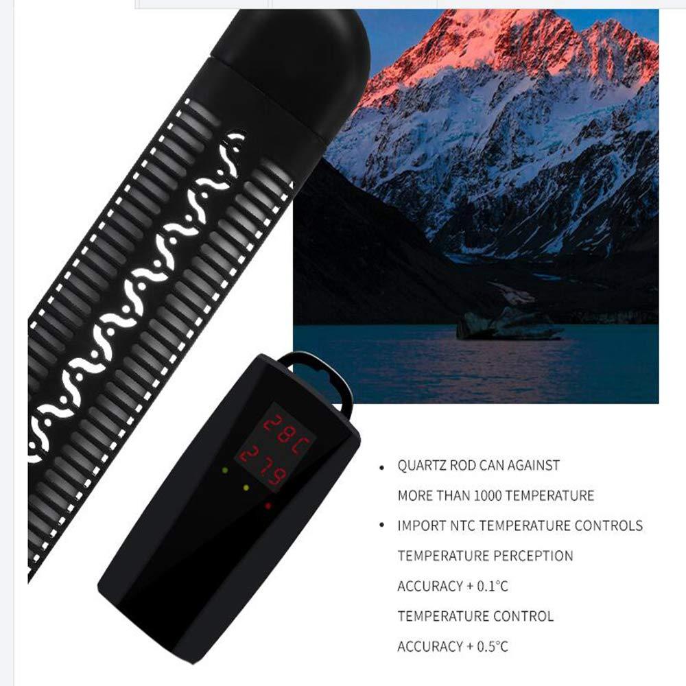 SISHUINIANHUA Pecera Seguridad Sumergible Acuario Calentador-1000W: Amazon.es: Hogar