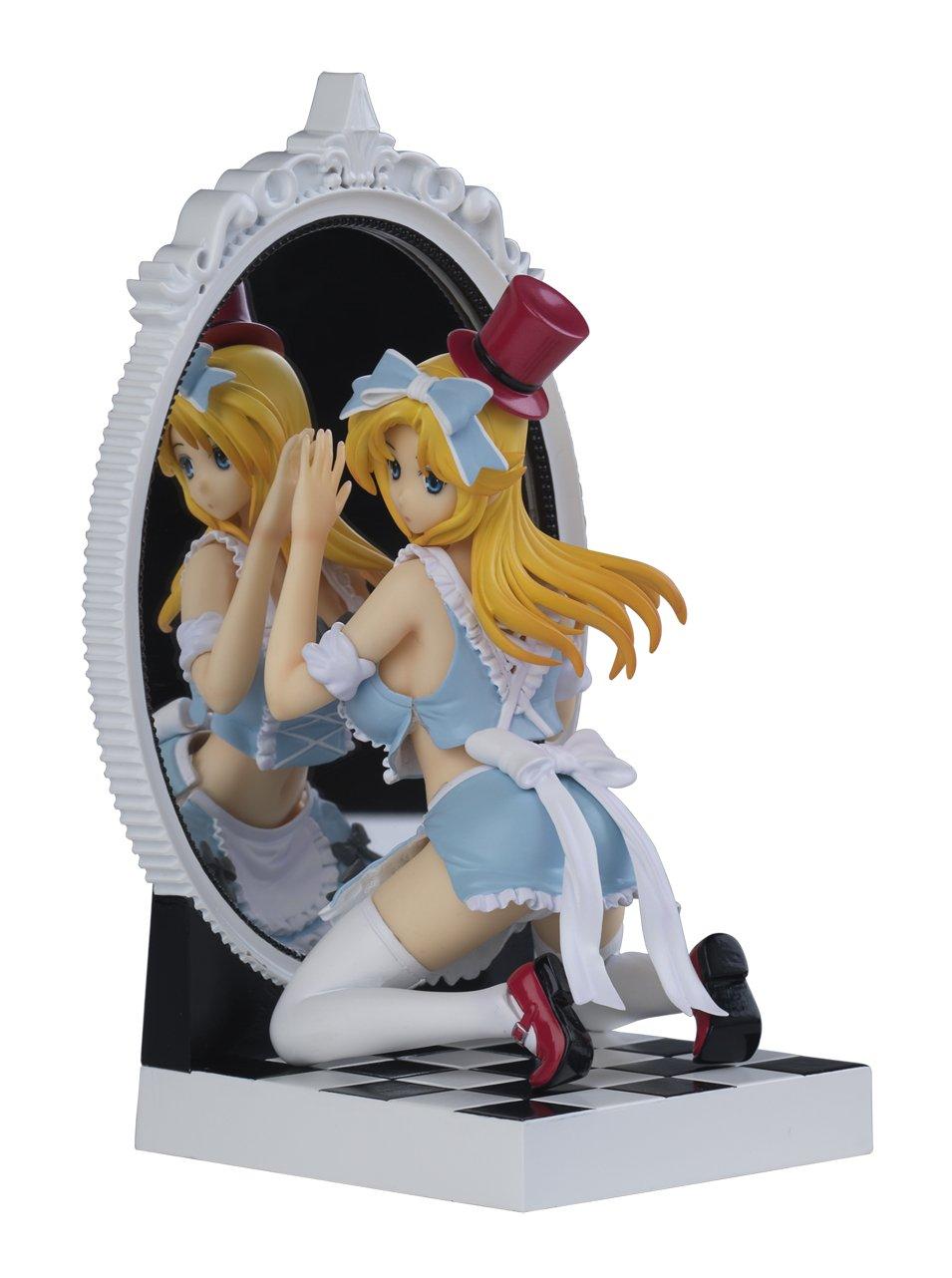 Fairy Tale Figure Vol.3 - Alice in Mirror World [blu Dress Ver.] (PVC Figure) (japan import)