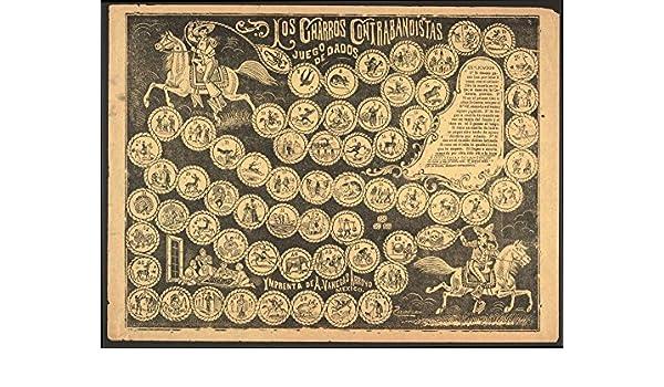 1890 foto los charros contrabandistas. Juego de dados juegos ...