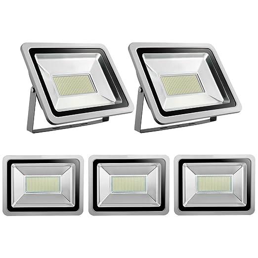 1pcs 2pcs 5pcs 10pcs Foco proyector LED100W 150W 200W 300W 500W ...
