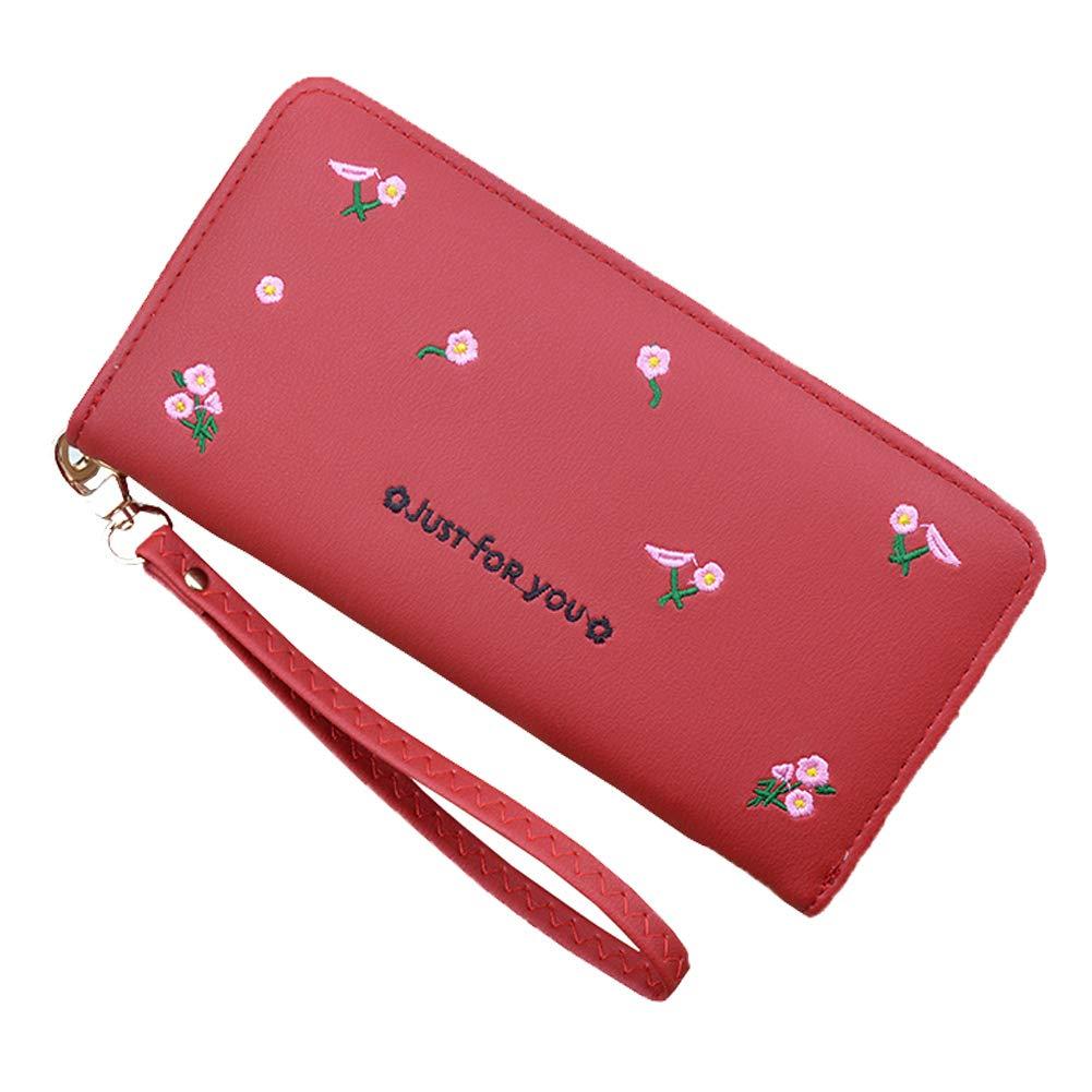 Women Wristlet Wallet With...