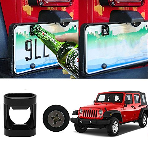 wall mount bottle opener jeep - 6