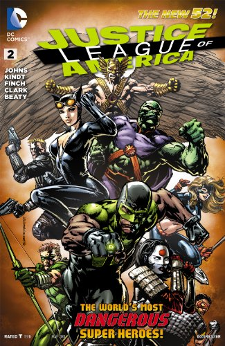 Justice League of America (2013-) #2