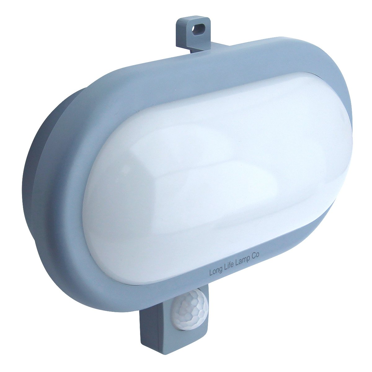pir movement sensor 10w led bulkhead light outdoor security wall light