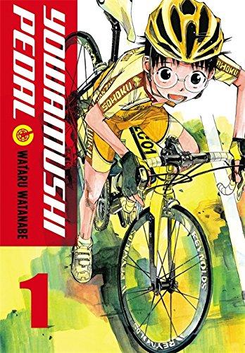 Yowamushi Pedal, Vol. 1 (Juvenile Pedals)