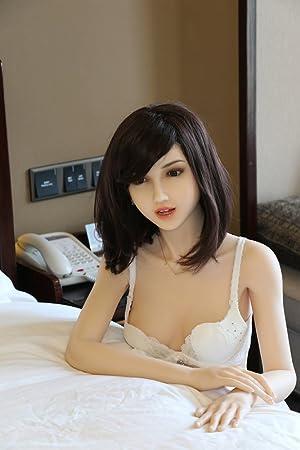 MIMIDA Muñeca hinchable 165 cm inteligente de vibración de ...