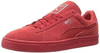 newest a9961 284e1 PUMA Men's Suede Classic + Fashion Sneaker