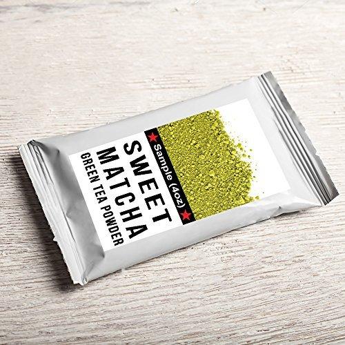 Japanese Sweet Matcha Powder Organic product image