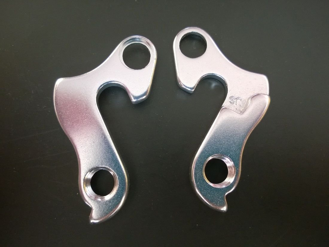 NEW 1PCS MTB Replacement Derailleur Hanger Genuine Alloy with Bolts for  SCOTT
