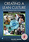 Creating a Lean Culture - cover