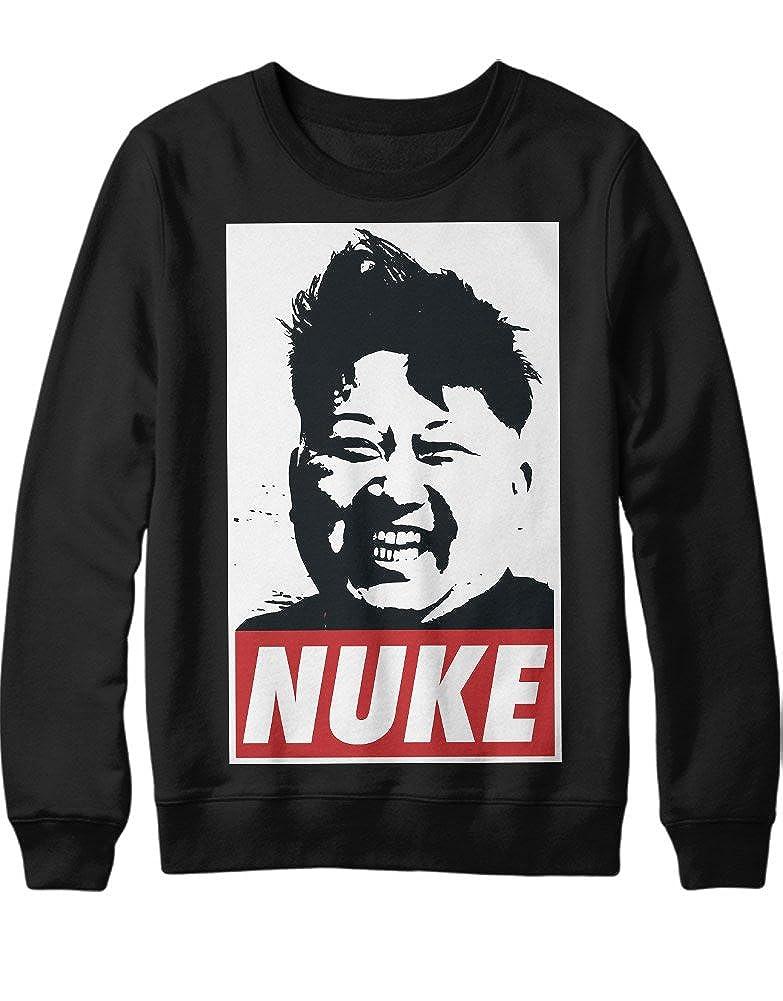 Sweatshirt KIM JONG UN NUKE C000025