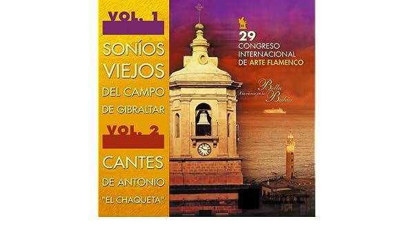 Soníos Viejos del Campo de Gibraltar y Cantes de Antonio