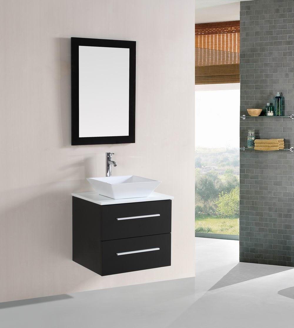 floating bathroom sink. Black Bedroom Furniture Sets. Home Design Ideas
