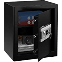 SLYPNOS Digital Security Safe Box Large Lock Box for Home Office Hotel Business (2.0 Cubic Feet)