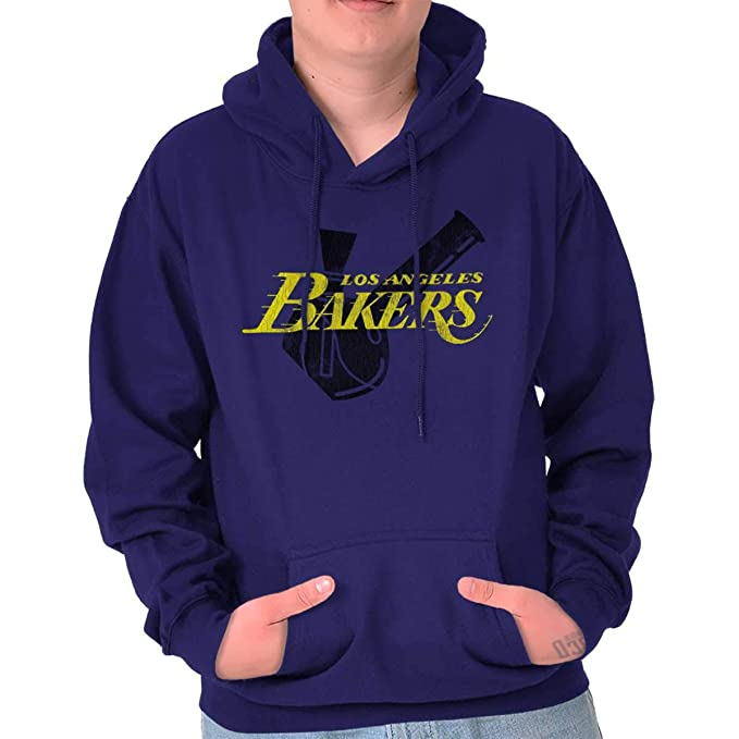 Amazon.com: Los Angeles Bakers Awesome Baloncesto Funny ...
