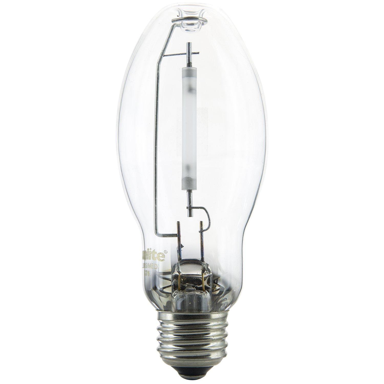 Com Sunlite 03605 Su Lu50 Med 50 Watt Hps Ed17 High Pressure Sodium Light Bulb Medium Base Clear Home Improvement