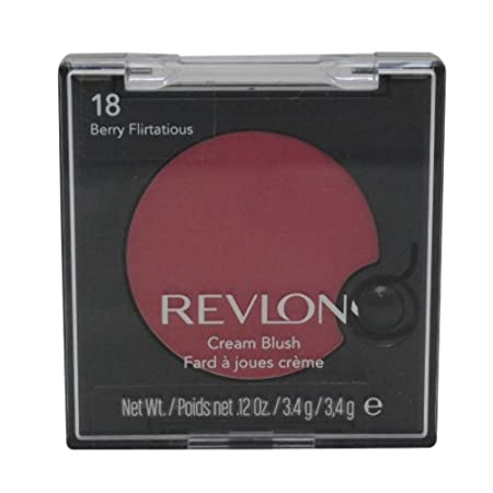 Revlon Cream Blush, 18, Berry Flirtatious