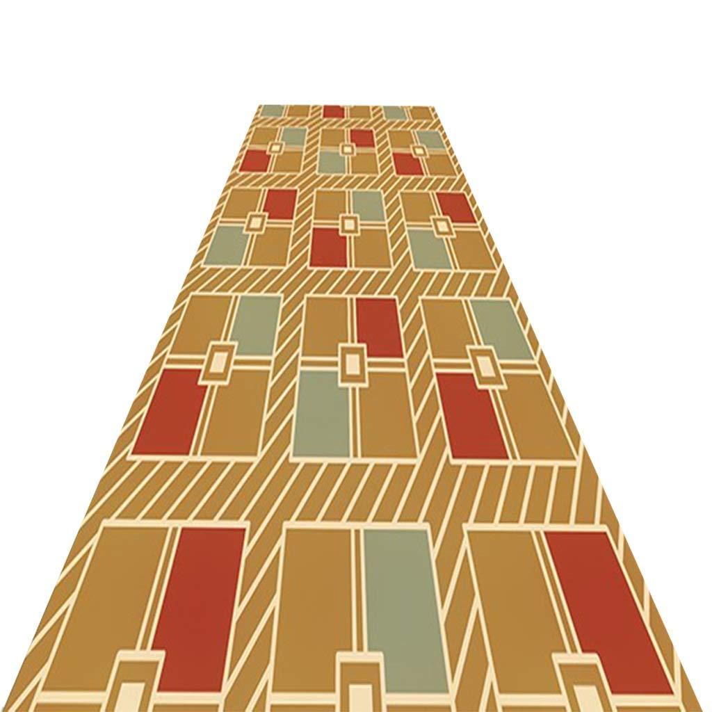 汚れ防止アンチフェードマシンウォッシュをきれいにすること容易な3D敷物ランナースリップ防止マット (サイズ さいず : 1.6*5m) B07PMWMWTF  1.6*5m