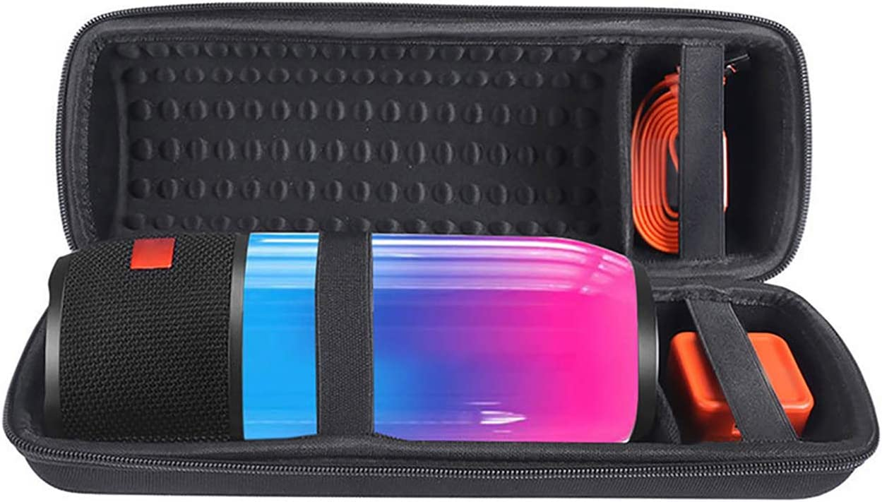 Oriolus Hard Case for JBL Pulse 3 Wireless Bluetooth Speaker (Black)