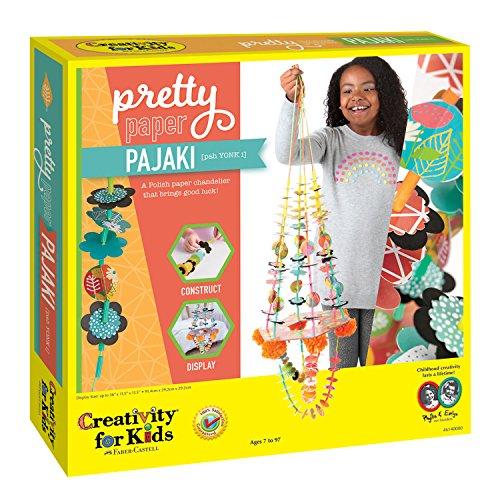Creativity for Kids Pretty Paper Pajaki