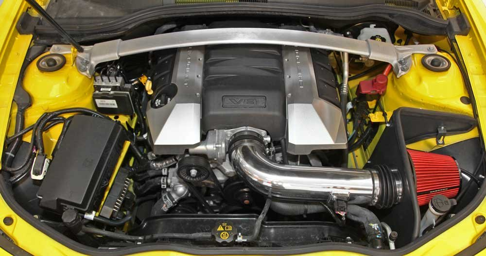 Spectre 9908 Air Intake Kit for Camaro V8 by Spectre Performance (Image #2)