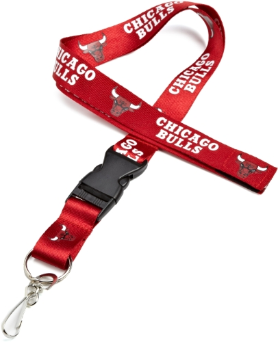 Pro Specialties Group NBA Chicago Bulls Lanyard