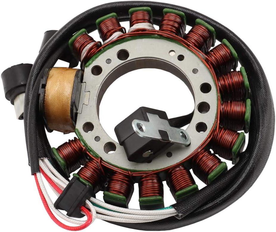 Magneto Stator Coil Fits for YAMAHA Big Bear 350 2WD YFM350U Kodiak 400 4WD YFM400FW Moto-4 YFM350ER Warrior 350 YFM350X Repl.# 3HN-85510-10-00 4GB-85510-00-00
