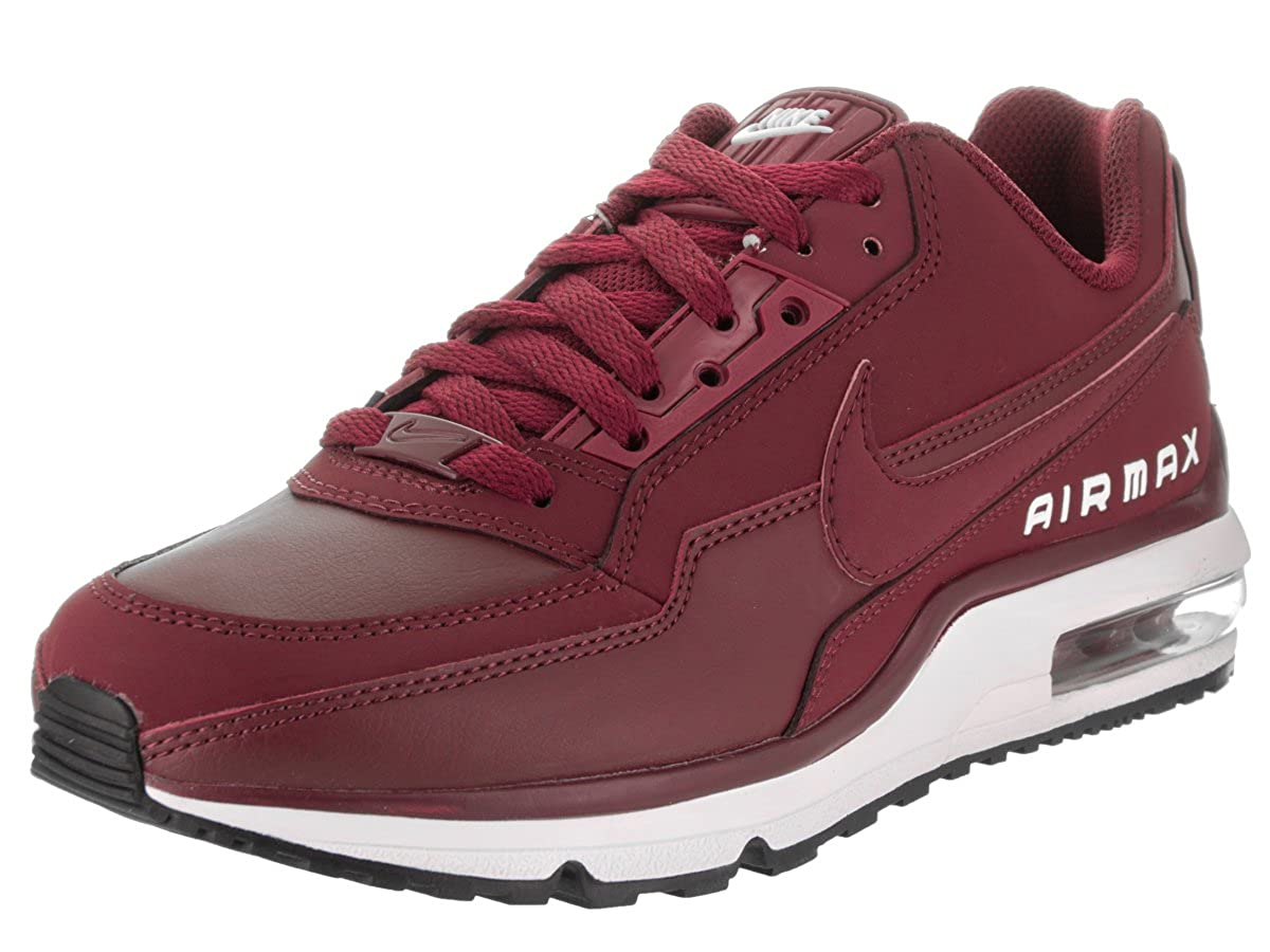 buy popular d9cf0 ac1d8 Amazon.com   NIKE Air Max Ltd 3, Team Red Team Red White Black, 13 D(M) US    Road Running