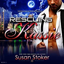 Rescuing Kassie: Delta Force Heroes, Book 5 Audiobook by Susan Stoker Narrated by Stella Bloom