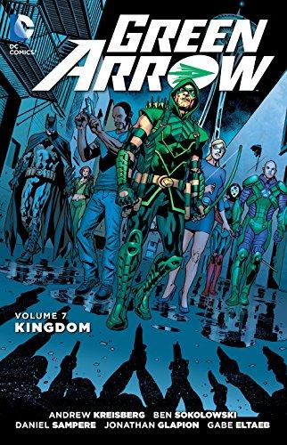 Green Arrow Vol. 7: Kingdom (The New 52)