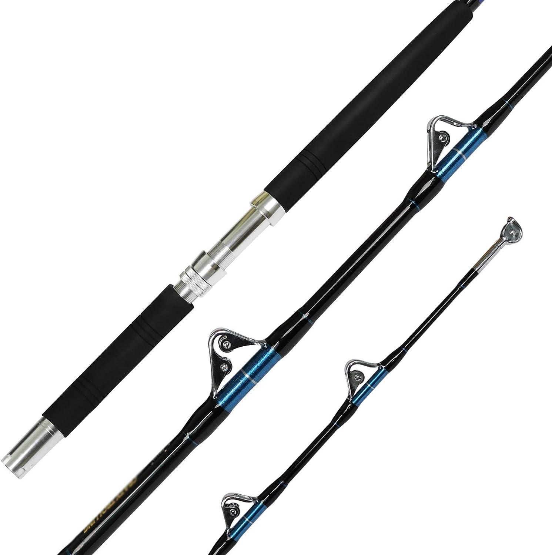 """6/'6/""""  Fly Telescopic Fishing Rod Fiber Glass Salmon Trout Foam Cork Grips Handle"""