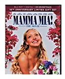 Mamma Mia! 10th Anniversary Limited Gift Set (Blu-ray Digital Copy Soundtrack CD)