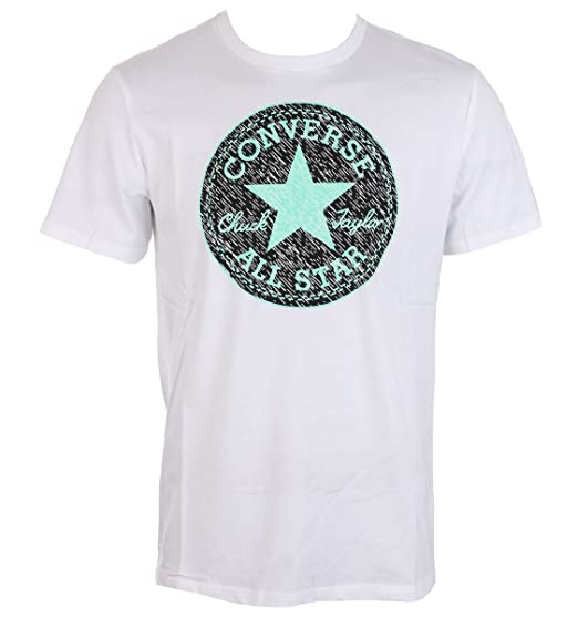 Converse t-Shirt Street Men s - CP Knit 10003908-A01 S  Amazon.co.uk ... 9d6e314b7b59