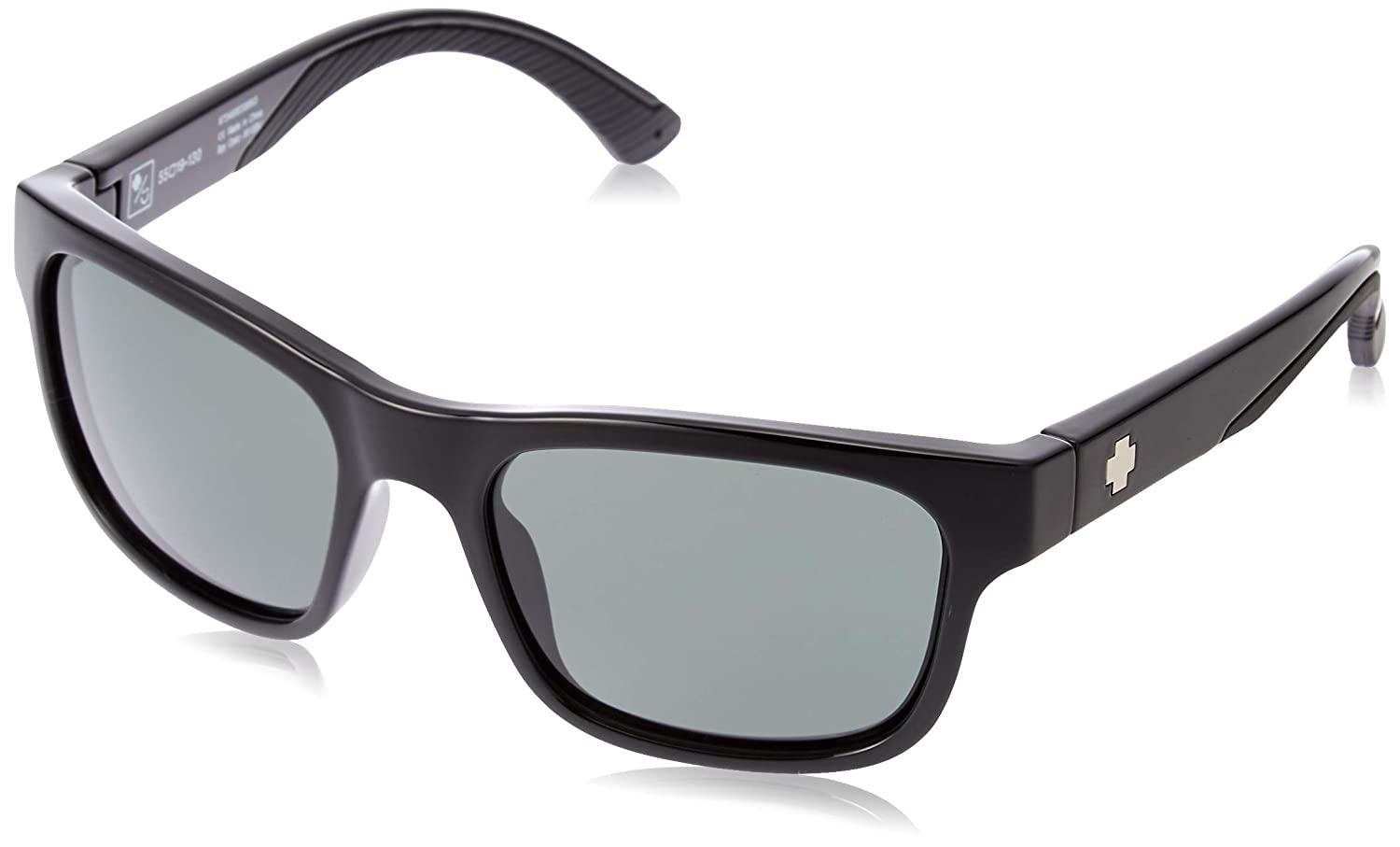 310bf76f33f Amazon.com  SPY Optic Hunt Square Sunglasses  Clothing