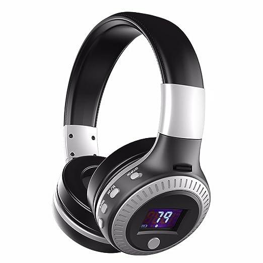 27 opinioni per Cuffie Bluetooth 4.1, ELEGIANT Auricolari Stereo Senza Fili Wireless Headset