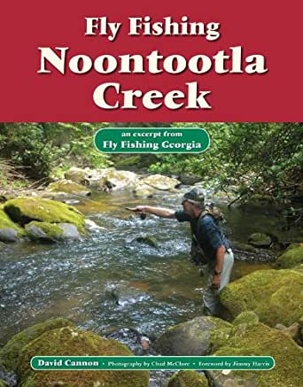 Fly fishing noontootla creek an excerpt from for Amazon fly fishing