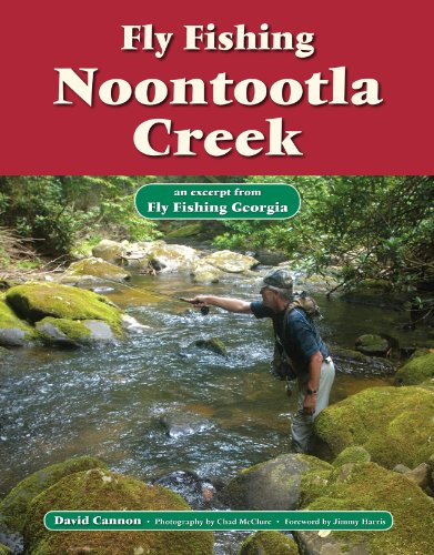 Fly Fishing Noontootla Creek: An Excerpt from Fly Fishing Georgia (No Nonsense Fly Fishing Guidebooks)