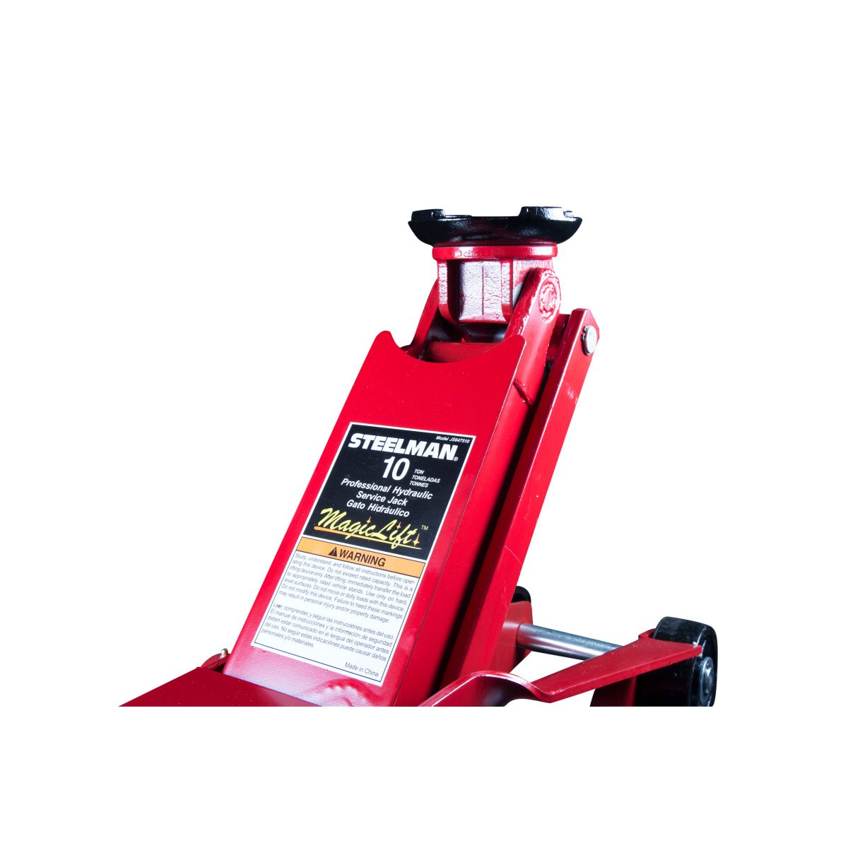 Amazon.com: STEELMAN JS647510 Roll-Around Jack - 10 Ton Capacity: Automotive