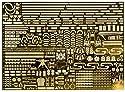 フジミ模型 1/700 グレードアップパーツシリーズ No.135 艦NEXT 日本海軍戦艦 金剛 純正エッチングパーツ プラモデル用パーツの商品画像