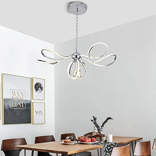 TBVECHI Modern LED Chandelier