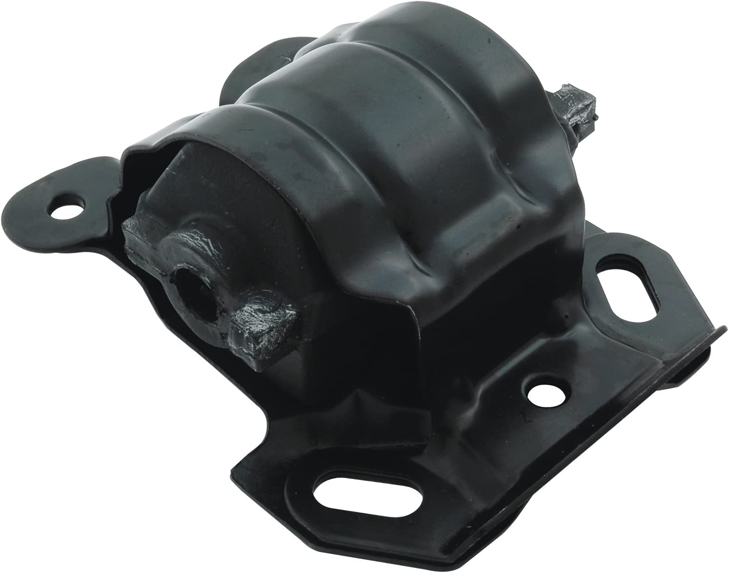 Trans Dapt 9906 Motor Mount Left And Right Black