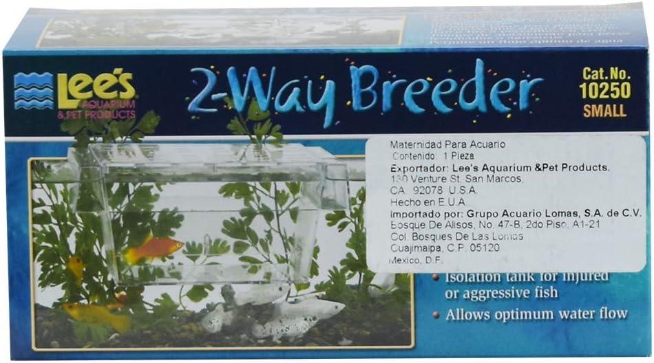 3 Way Aquarium Guppy Fish Breeder Fry Divider Isolation Tank Lee S Pet Supplies Other Fish Aquarium Supplies Ac2f Informatique Com