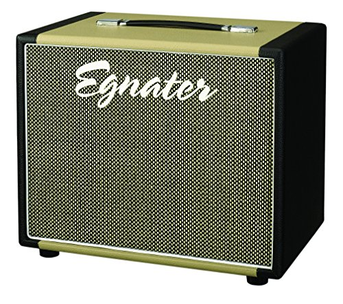 Egnater REBEL-112X 1 x 12-Inch Extension Cabinet for Celestion Elite-80 Loaded ()