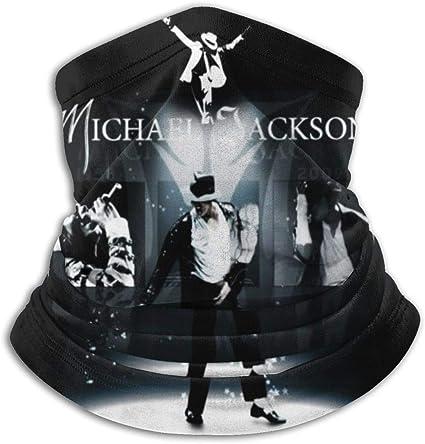 Michael Jackson Double couche Doux Gu/êtres unisexe en polaire Coupe-vent Coupe-vent
