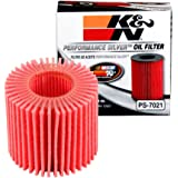 K&N Premium Oil Filter: Designed to Protect your Engine: Fits Select 2008-2020 TOYOTA/LEXUS/SCION/PONTIAC (C-HR, Corolla…