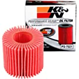 K&N Premium Oil Filter: Designed to Protect your Engine: Fits Select 2008-2020 TOYOTA/LEXUS/SCION/PONTIAC (C-HR, Corolla…