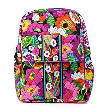 Vera Bradley Backpack in Va Va Bloom