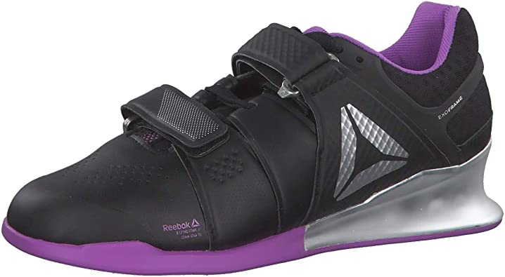 retorta helado Sip  Amazon.com: Reebok Legacy Lifter Women's Training Shoes - AW19-6.5 - Black:  Shoes