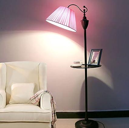 Floor DL Lampade da terra Soggiorno camera da letto semplice lampada ...