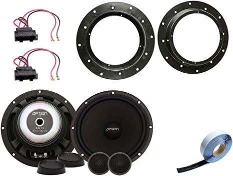 Option Lautsprecher System Frontsystem Kompatibel Mit Elektronik